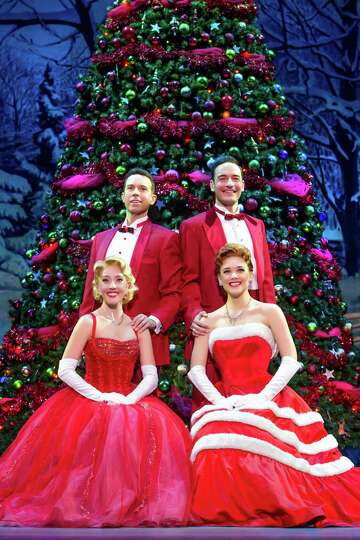 The Cast Of White Christmas.Film Tv Star Will Be Part Of White Christmas Cast At