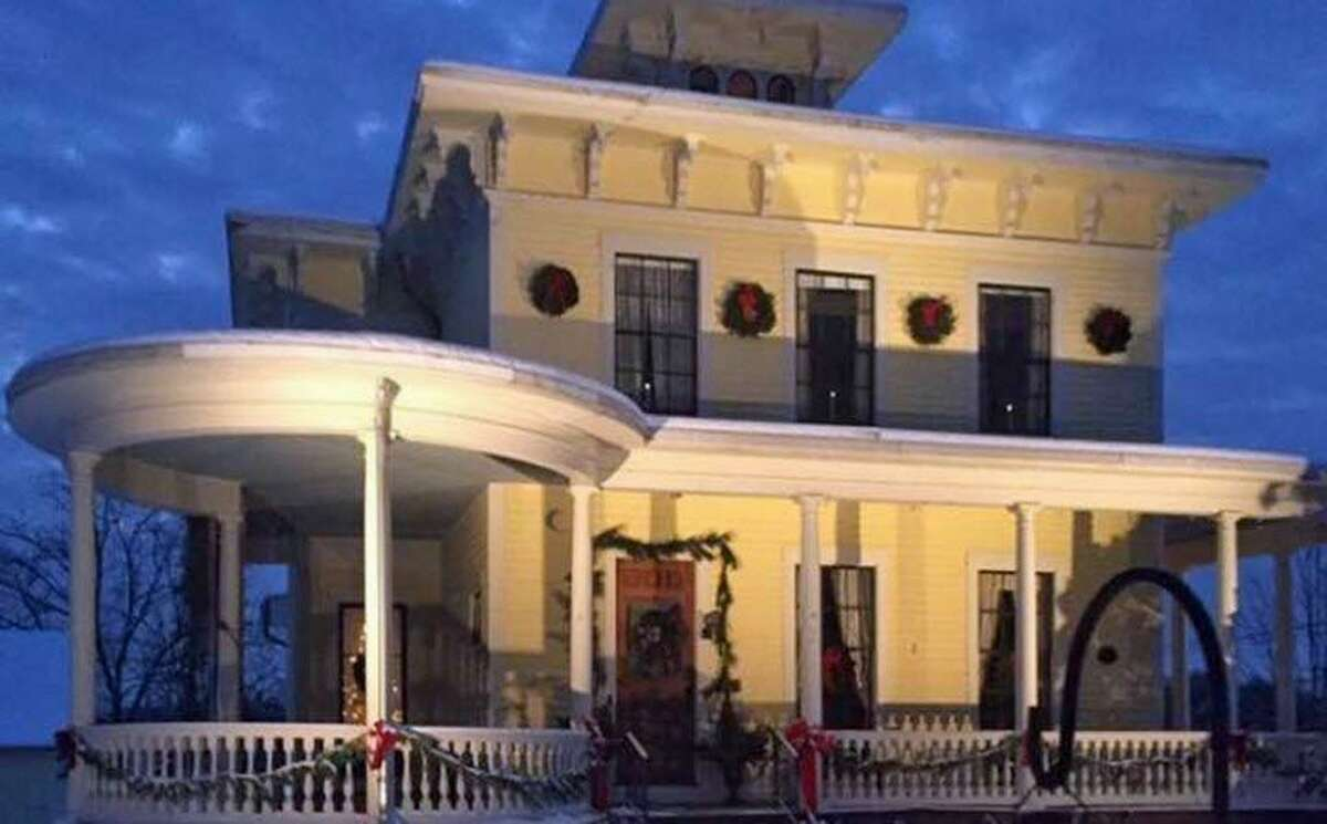 """""""Radiance & Glory: The Light of Christmas"""" is being held Saturday and Sunday at the societys Stevens-Frisbie House, 397 Main St."""