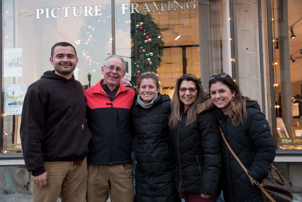 Were you Seen at the 35th Annual Troy Victorian Stroll on Dec. 3, 2017?