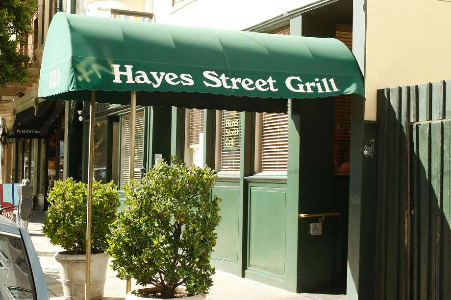 Hayes Street Grill in S.F. Photo: Craig Lee, The Chronicle