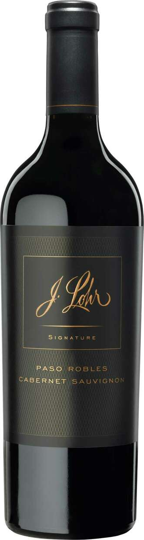 2014 J. Lohr Vineyards Signature Cabernet Sauvignon Photo: J. Lohr