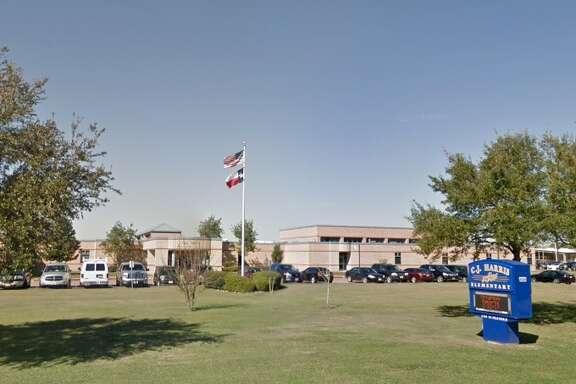 CJ Harris Elementary School in Pearland