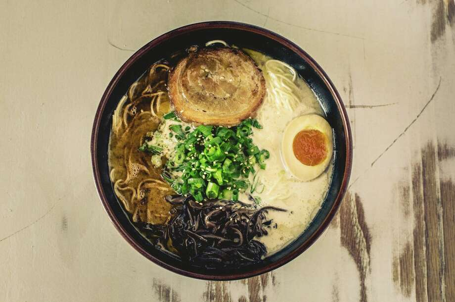 A warm bowl of ramen on a cold-front day sounds comforting.