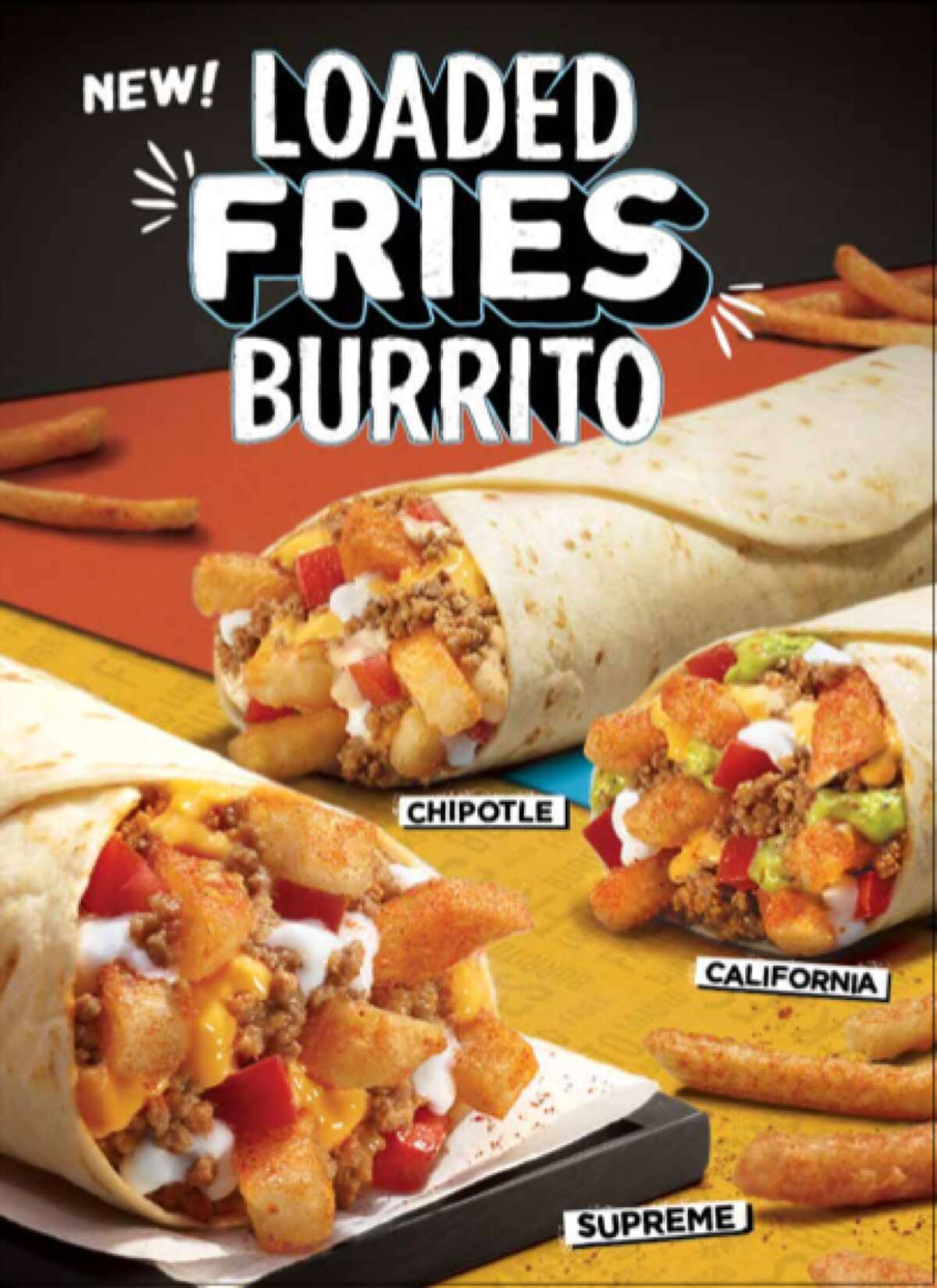 Taco Bell is testing a new food item, the