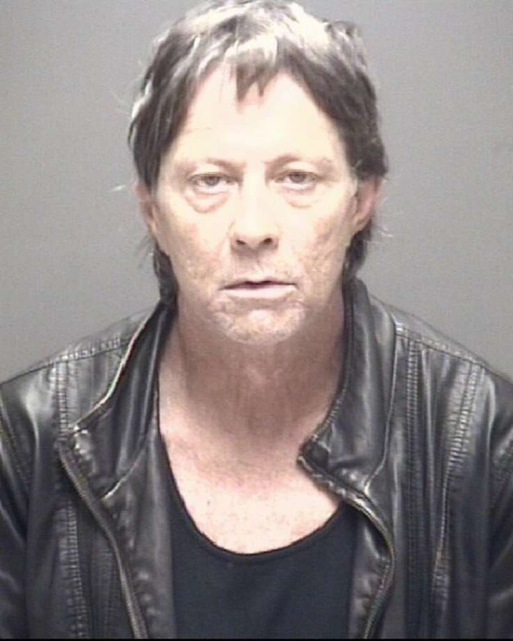 Gregory Ham, shown from a previous arrest. Photo: Galveston County Sheriff's Office