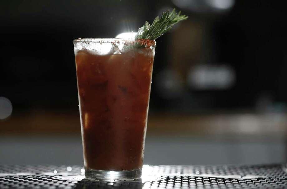 Recipe Christmas Tree Cure Cocktail San Antonio Express