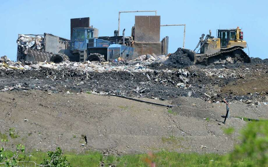 dec approves colonie landfill expansion times union