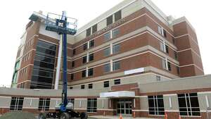 A view of the new Hinrich Medicus Pavilion that will house the new emergency room at Samaritan Hospital on Monday, Dec. 4, 2017, in Troy, N.Y.    (Paul Buckowski / Times Union)