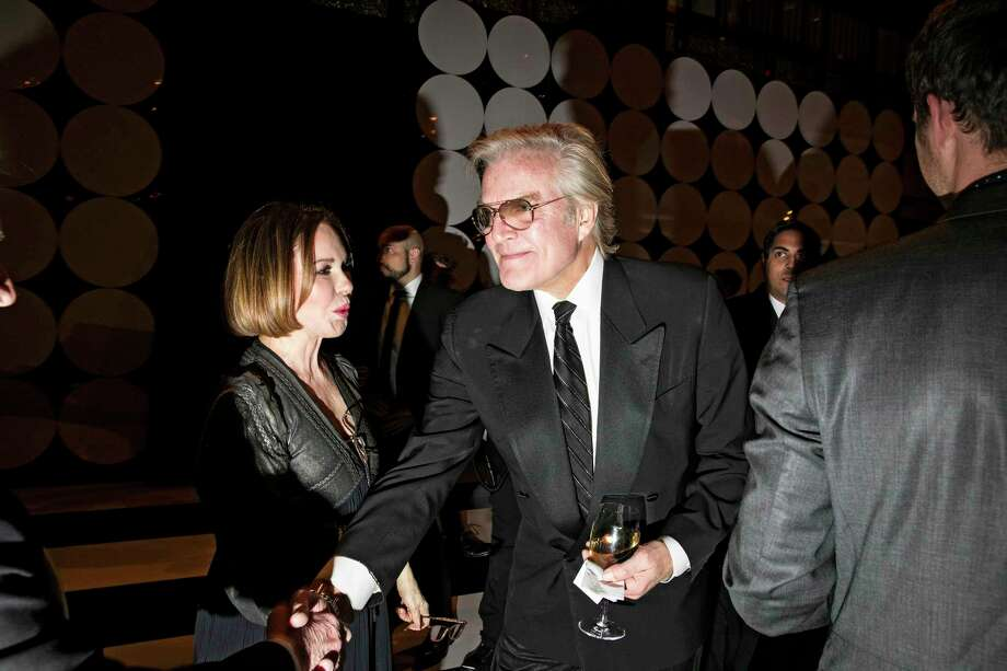 FILE -- Peter Martins, leader of the New York City Ballet, at a galain New York, March 6, 2017. Martins has been removed from teaching his weekly class at the School of American Ballet while the school and the New York City ballet jointly investigate an accusation of sexual harassment against him. (Rebecca Smeyne/The New York Times) ORG XMIT: XNYT109 Photo: REBECCA SMEYNE / NYTNS