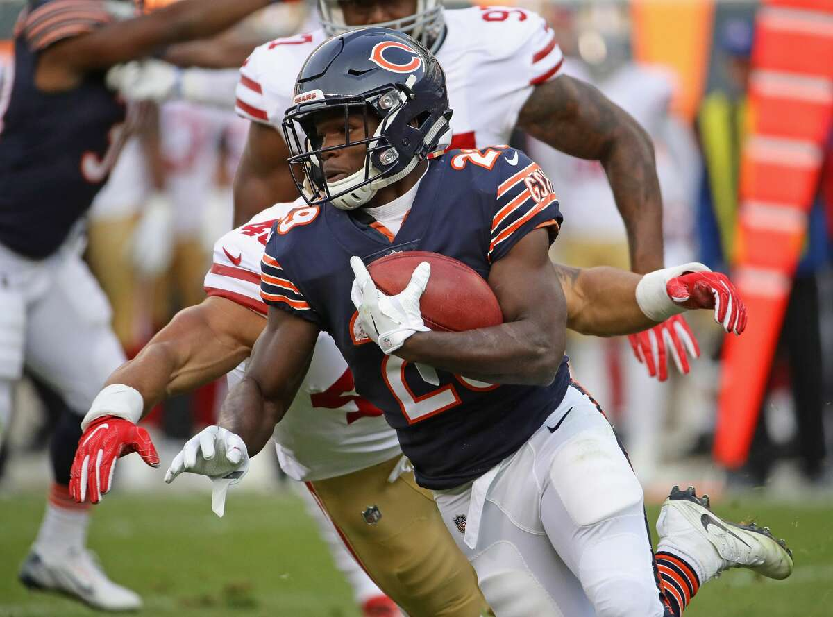 31. Chicago Bears (3-9)Previous: 29