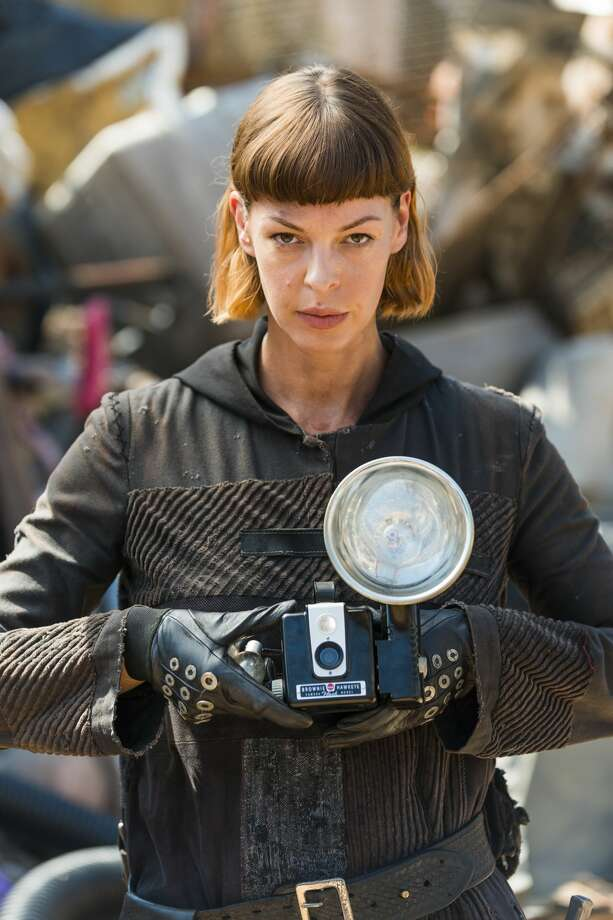 Pollyanna McIntosh as Jadis. Photo: Gene Page/AMC