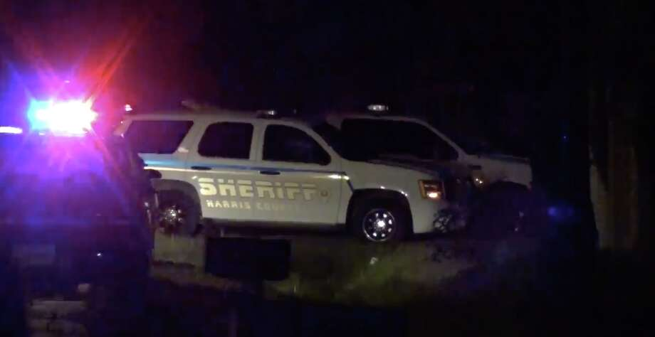 An HCSO deputy accidentally shot a man in the face Monday night. Photo: Metro Video