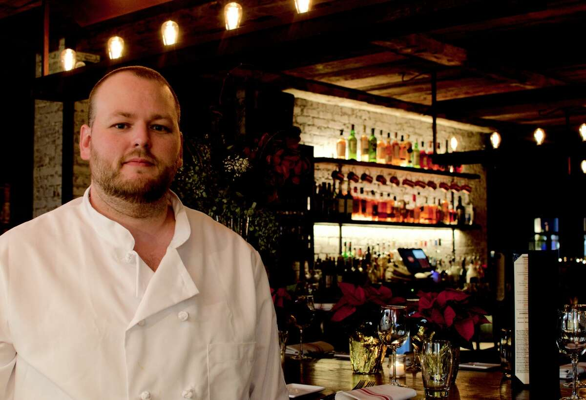 Market Place Kitchen & Bar's executive chef, Alex Lowe, was most recently the executive chef at sister site Market Place Kitchen & Bar in Danbury.