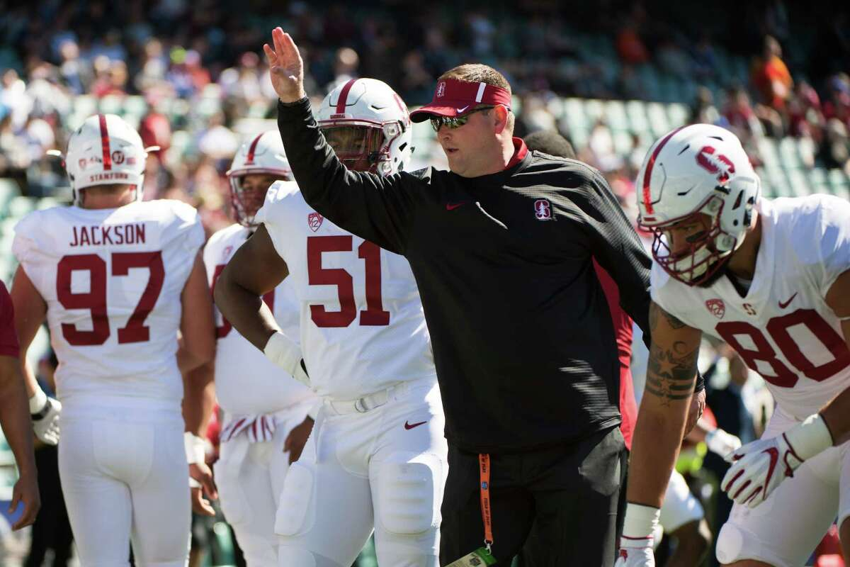 Mike Bloomgren, directing Stanford before its game against Rice in Australia thie season, was named the Rice coach on Wednesday.