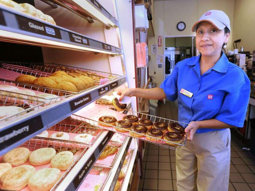 William Rosenberg was a pioneer in the franchising business. The first Dunkin' Donuts franchise opened in 1955-at a time when franchising was