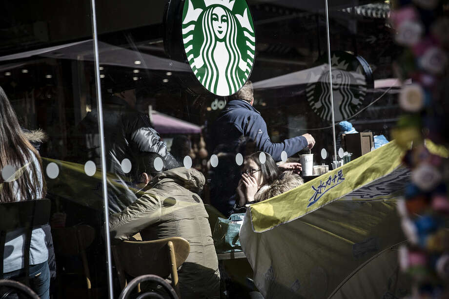 Starbucks opens its largest store in China