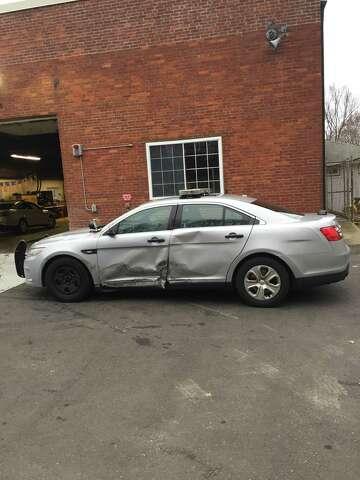Police chase carjacked vehicle in Hamden, arrest suspect