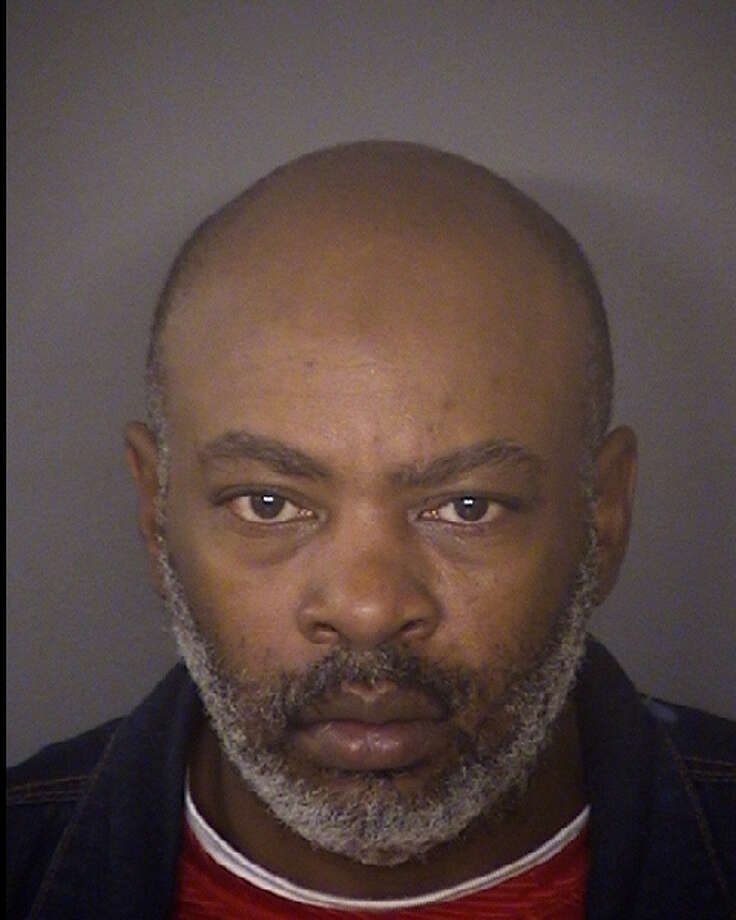 Lewis Bright, 47, was taken into custody at Bexar County Jail Monday night on a murder charge.