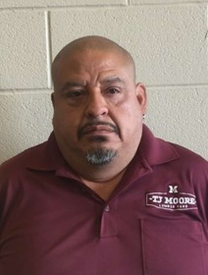 Domingo Gonzalez, 48, is accused of paying to have sex with a 15-year-old girl.