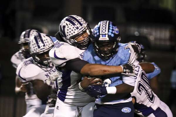Our cameras caught all the action at the Newton vs. Rusk game. Did we see you there?