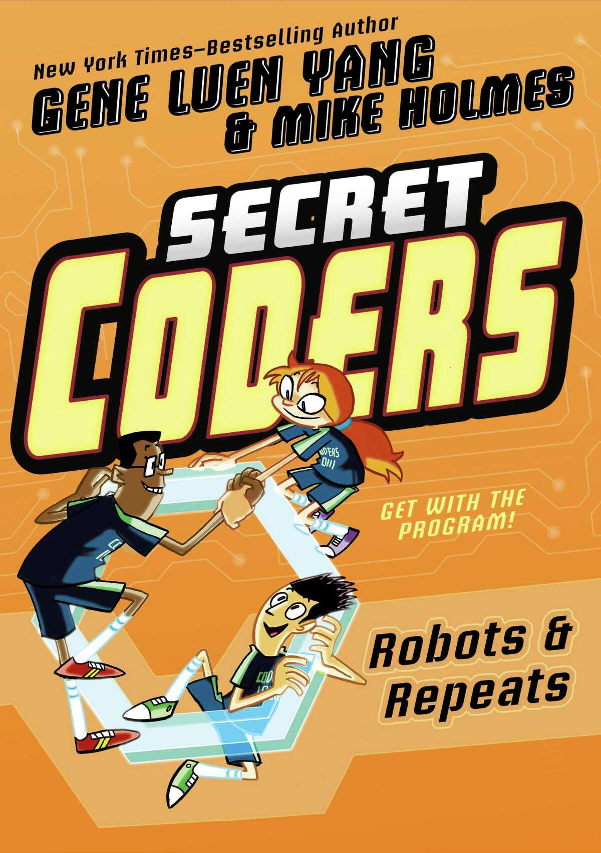 """""""Secret Coders"""" author Gene Luen Yang taught computer science for 18 years. The fourth book in his series came out in October."""