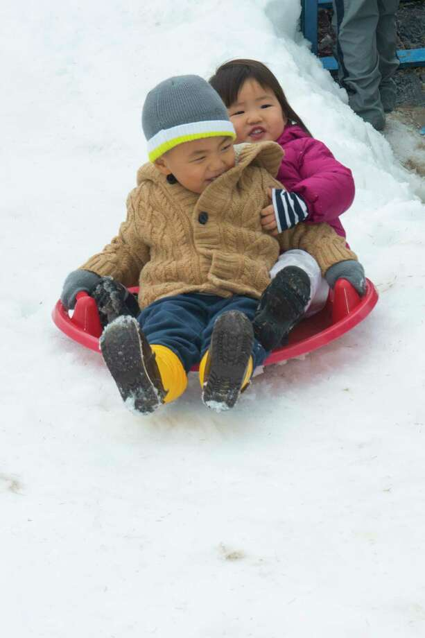 Snow Fest is returning to Jordan Ranch with 70,000 pounds of winter fun for everyone, noon to 3 p.m., Saturday, Dec. 9, at 30757 Jordan Crossing Blvd. Photo: Jordan Ranch