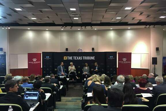 Texas Tribune hosted a conversation about health care after Hurricane Harvey.