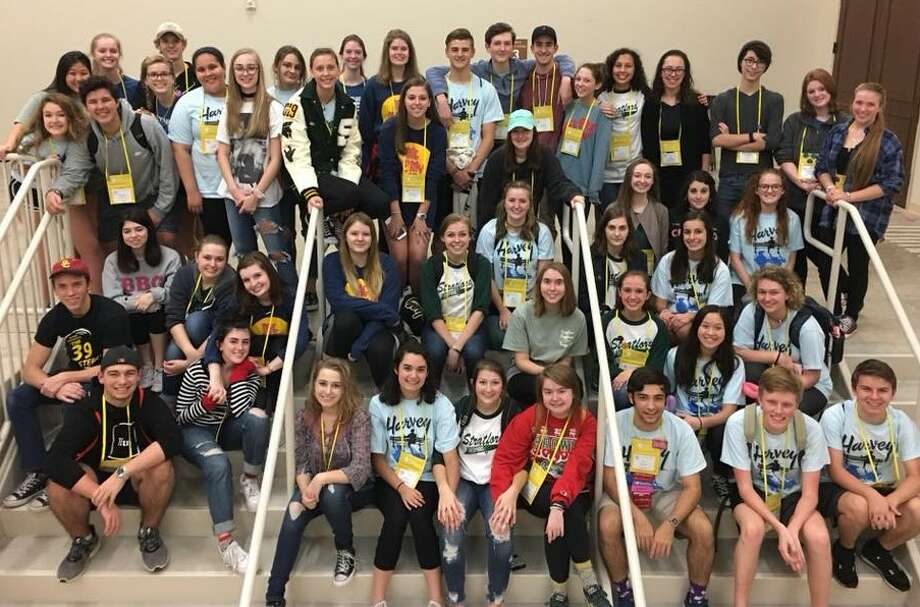 Forty-nine Stratford Thespians attended the 2017 Texas State Thespian Festival in Grapevine. Photo: Courtesy Of Kristin Hopper