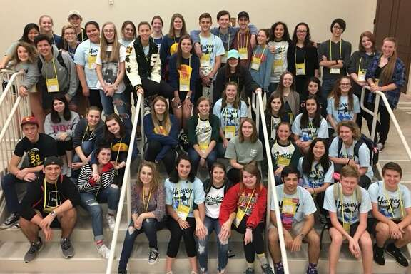 Forty-nine Stratford Thespians attended the 2017 Texas State Thespian Festival in Grapevine.