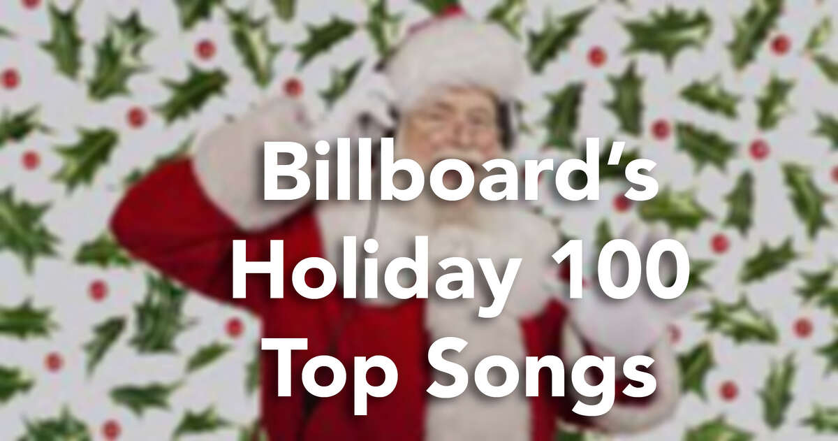 See which songs have topped Billboard's Holiday 100 chart in 2017.