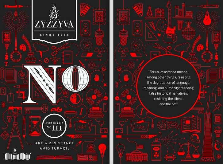 Zyzzyva's winter issue.