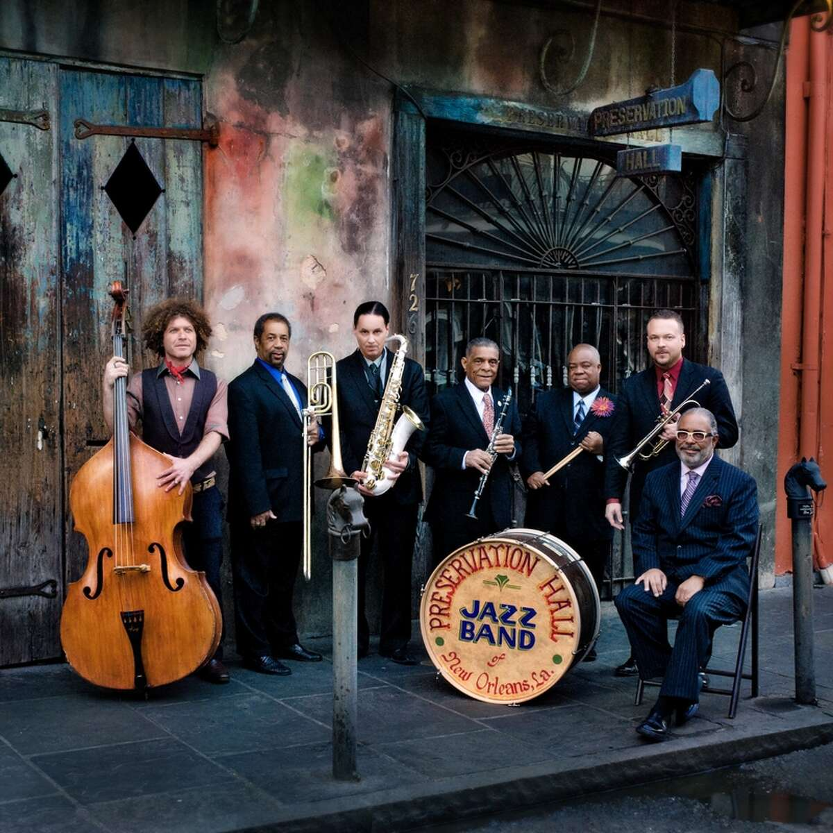 French Quarter institution Preservation Hall exists to preserve New Orleans jazz tradition. Under the direction of bass player Ben Jaffe, son of founder Allan Jaffe, the hall's touring band proves tradition doesn't stand still, whether it's showcasing its music on rock festival stages or creating original songs that blend the band's sound with varied styles, such as the Afro-Cuban rhythms on this year's