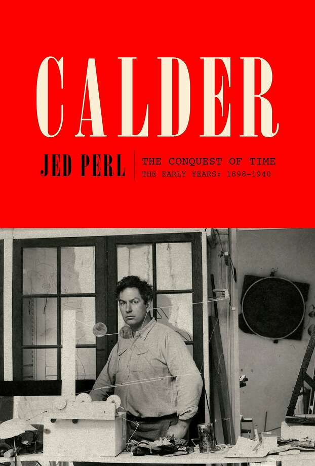 """Calder"" Photo: Knopf"