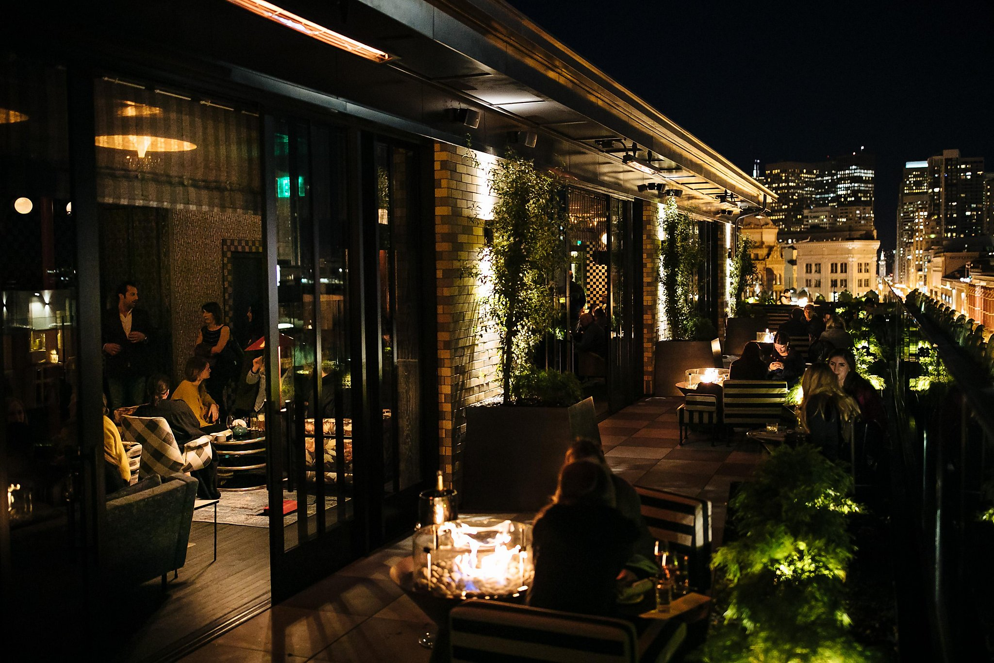 Rooftop Bar Charmaine S Unleashes Killer Views With Just A