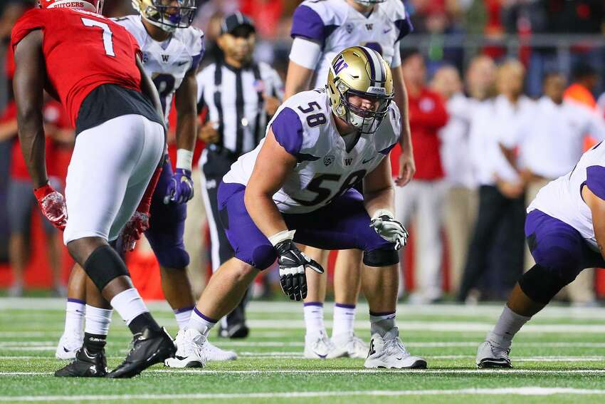 TACKLE KALEB MCGARY, WASHINGTON Kaleb McGary may not be there yet pass-protection wise, but he's an excellent run blocker with a knack for nasty finishes on opposing linemen -- what would suggest he'd be a perfect piece for the Seahawks' identity up front. Like Alabama's Jonah Williams, McGary may be better suited to play guard in the NFL because of his skill set and physical attributes. Seattle loves players who've overcome tremendous adversity, and McGary checks that box. The Seahawks and other NFL teams, however, will have to make sure McGary clears doctor evaluations at the combine with no red flags. He battles a heart arrhythmia issue.