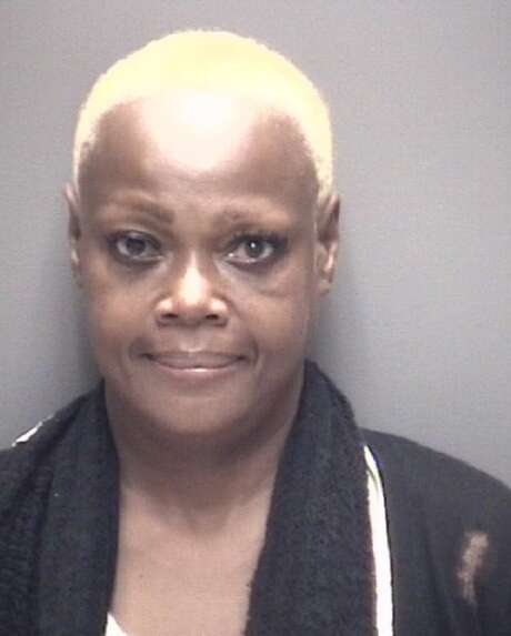 Nancy Allen, 50, is charged with aggravated assault after she allegedly set her ex-boyfriend on fire in Galveston on Nov. 29, 2017. Photo: Galveston County Jail