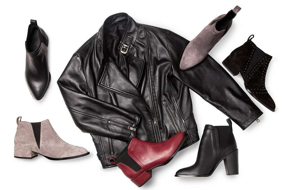 Arno Cooperative is a women's contemporary brand focused on made-in-Italy shoes and leather jackets. Photo: Arno