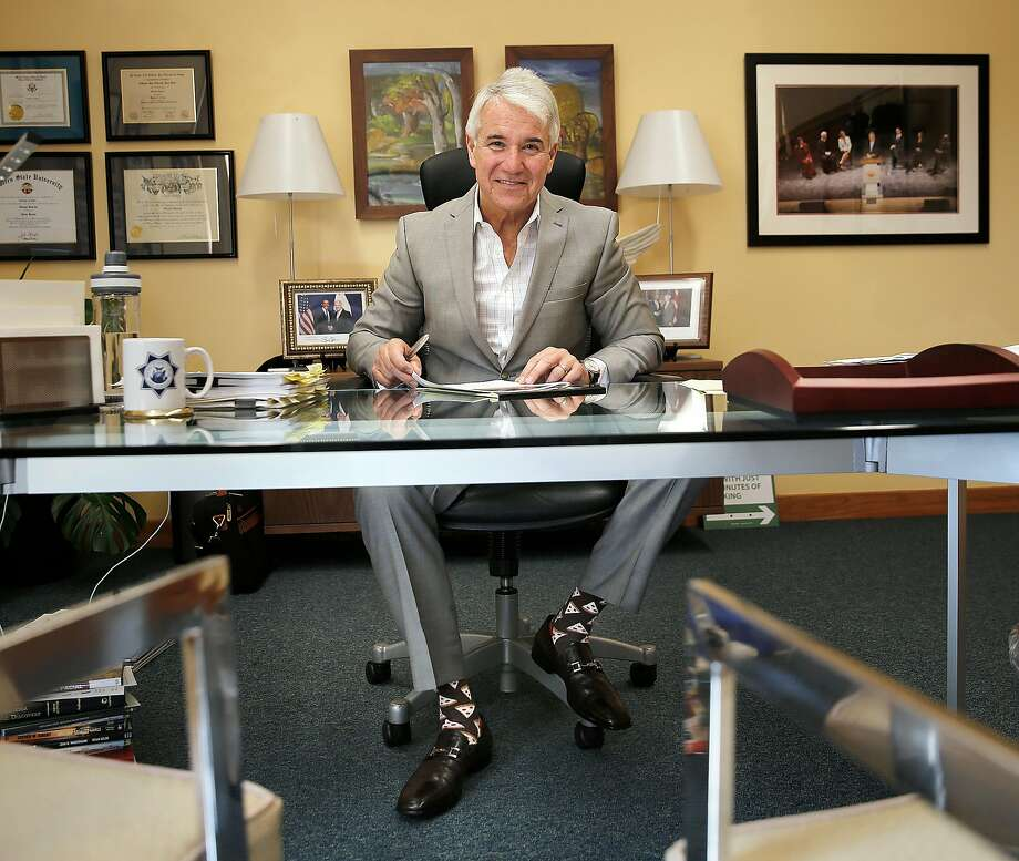 San Francisco District Attorney George Gascón found the city's Ethics Commission violated the state Brown Act. Photo: Liz Hafalia, The Chronicle