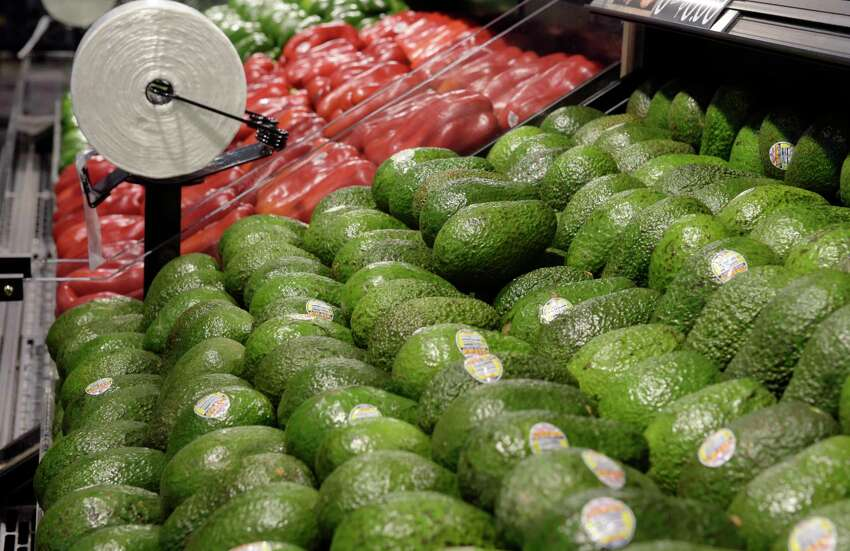 A view inside the produce section at the new ShopRite store on Tuesday, Dec. 5, 2017, in North Greenbush, N.Y. (Paul Buckowski / Times Union)