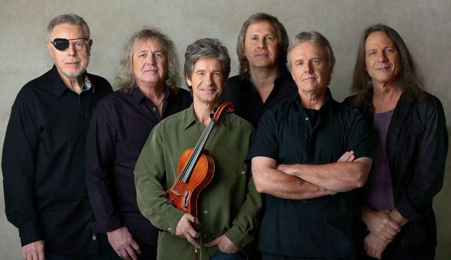 The iconic and classic rock band, Kansas, is set to perform at the historic Palace Theater in downtown Waterbury on Friday, Dec. 15. Photo: Contributed Photo/Not For Resale / © Marti Griffin 2015