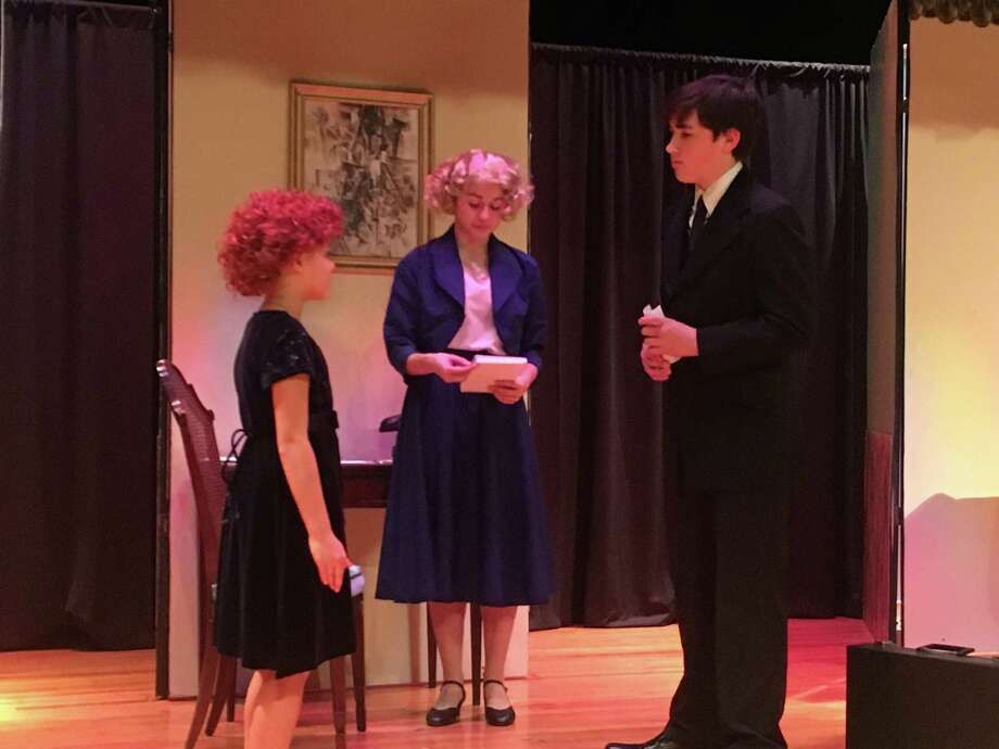 """New Britain Youth Theater will perform """"Annie Jr."""" at Holmes Elementary School, 2150 Stanley St., with performances Dec. 8-10. Photo: Photo By Darren Farrington"""