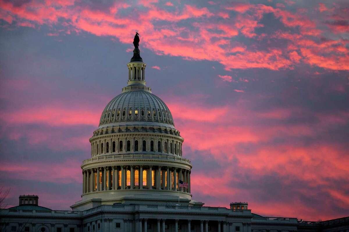 The Capitol in Washngton, D.C. (AP Photo/J. Scott Applewhite, File)