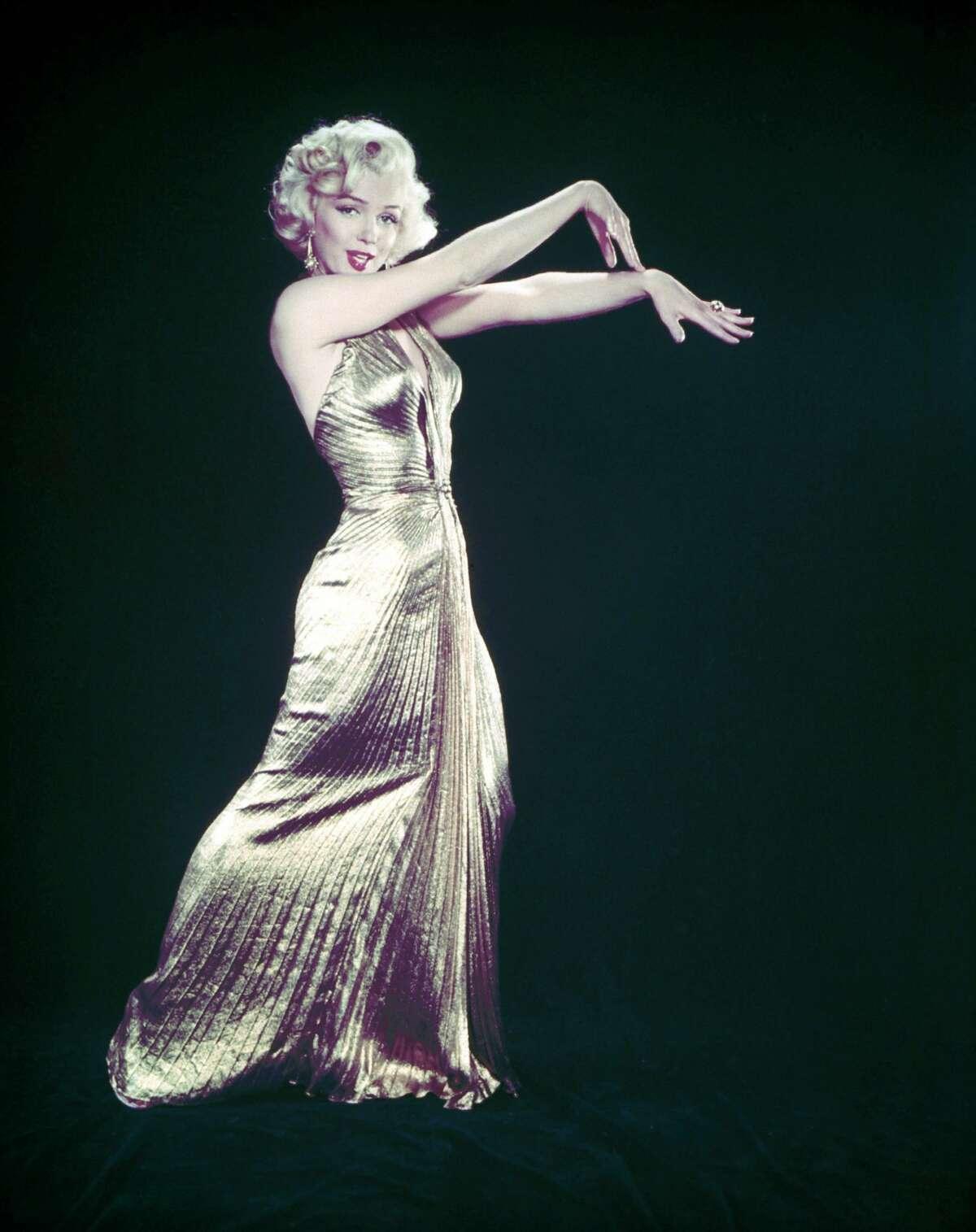 1953:Marilyn Monroe