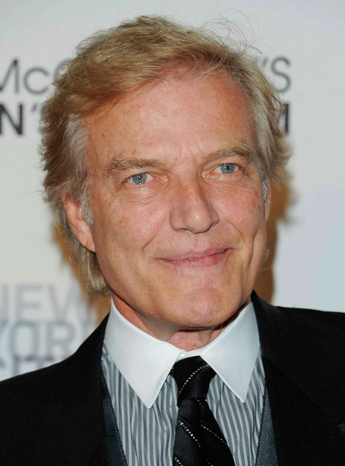 Choreographer Peter Martins attends a New York City Ballet's gala opening night in New York. Martins, who is on a leave during an investigation into sexual harrassment, is now being accused of verbal and physical abuse. (AP Photo/Evan Agostini, File)
