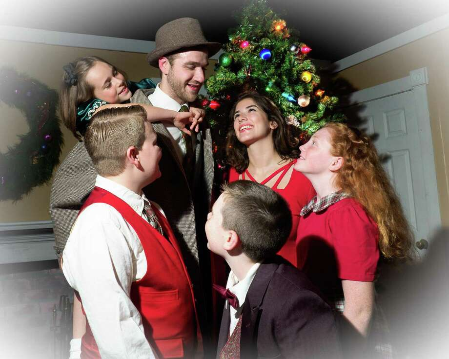 "Landmark Community Theatre presents its final performances of ""It's a Wonderful Life"" this weekend at the Thomaston Opera House. Photo: Photo By Lisa Cherie Photography / LisaCherie"