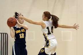 Bad Axe at North Huron — Girls Basketball 2017