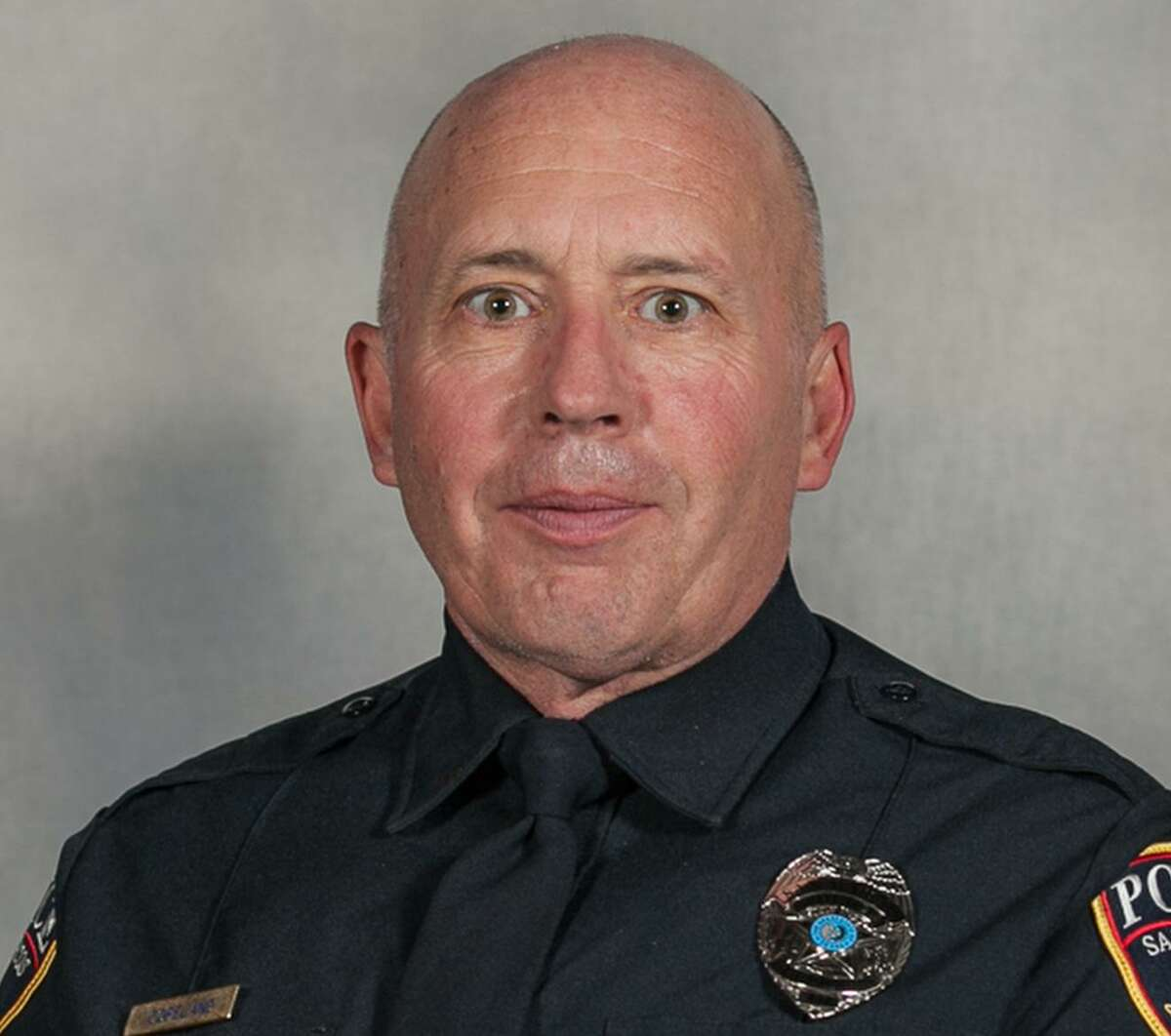 San Marcos Police Department Officer Kenneth Copeland, 58, was killed in the line of duty last week when he was shot multiple times by a person to whom he was serving a warrant. He was the first officer in San Marcos to be killed in the line of duty.