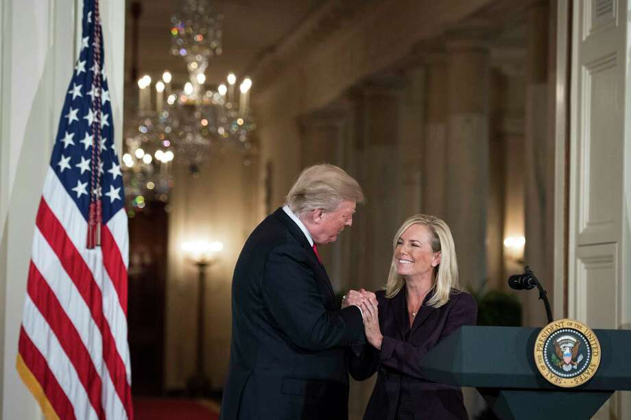 Kirstjen Nielsen Confirmed as Homeland Security Secretary