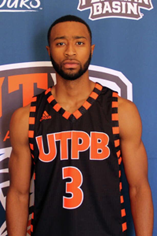 UTPB's James McPherson Photo: UTPB