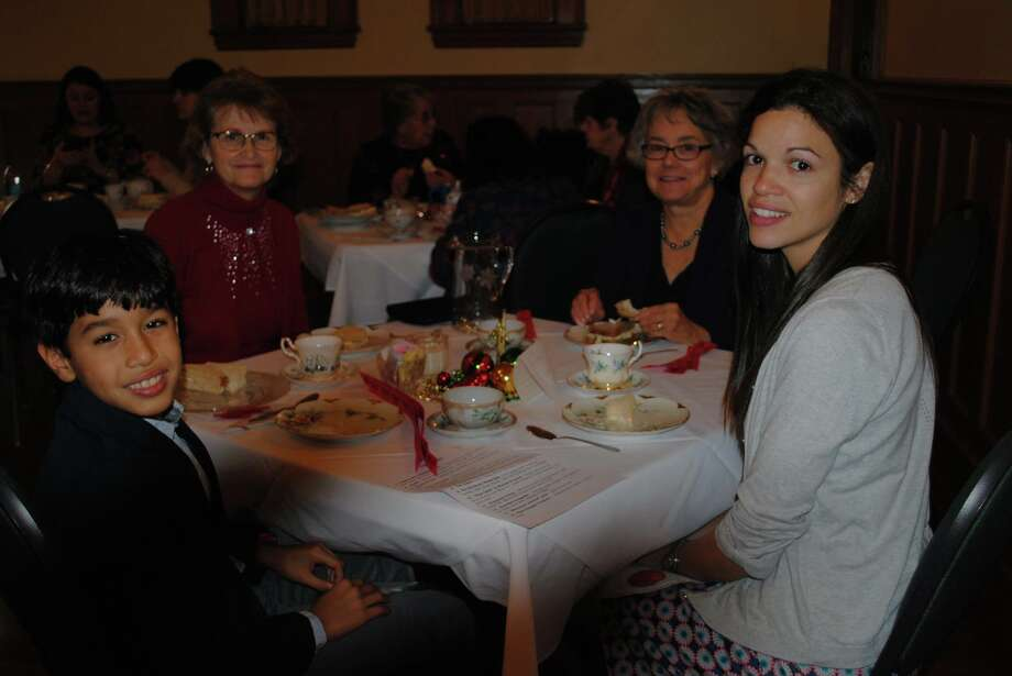 Were you Seen at The Woman's Club of Albany 11th Annual Celebrate the Season Holiday Tea on Saturday, December 2, 2017? Photo: The Woman's Club Of Albany